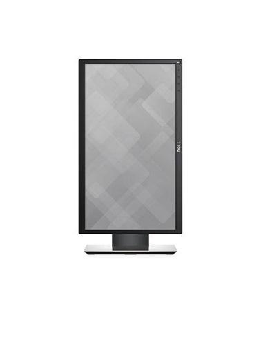 """Dell 19.5"""" P2018H 1920x1080 VGA HDMI DP 5ms SİYAH MONİTÖR Renkli"""